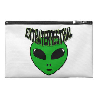 EXTRATERRESTRIAL TRAVEL ACCESSORY BAG