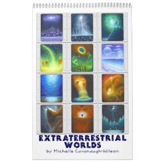 Extraterrestrial Worlds Calendar