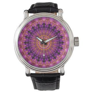 extravagancia de la mandala creada por Tutti Relojes De Mano