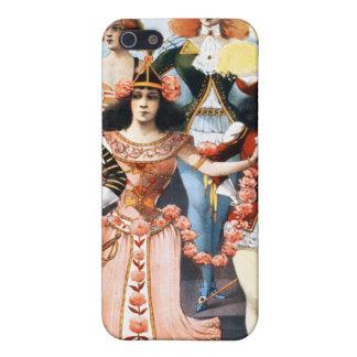 Extravagancia Hurly-Corpulenta y vodevil refinado iPhone 5 Fundas