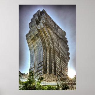 Extravagant Macau Posters