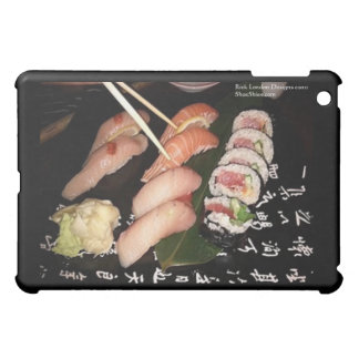 Extravagant Sushi by Rick London Designs iPad Mini Cases