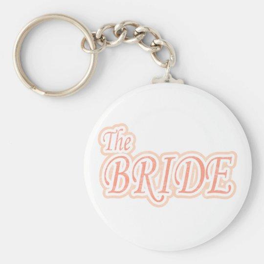 Extravaganza Bride Keychain