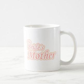 Extravaganza Bride's Mother Classic White Coffee Mug