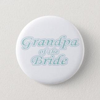 Extravaganza Grandpa of Bride Pinback Button