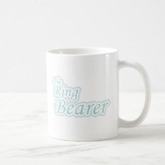 Extravaganza Ring Bearer Classic White Coffee Mug