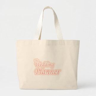 Extravaganza Wedding Planner Large Tote Bag