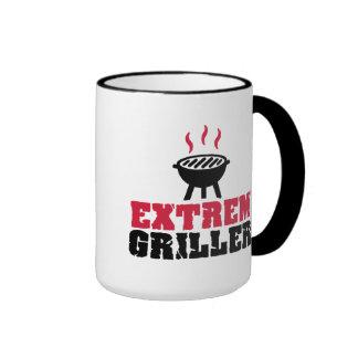 Extrem Griller Ringer Mug