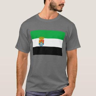Extremadura flag T-Shirt