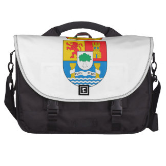 Extremadura (Spain)  Coat of Arms Laptop Computer Bag