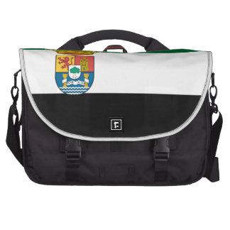 Extremadura (Spain)  Flag Bag For Laptop