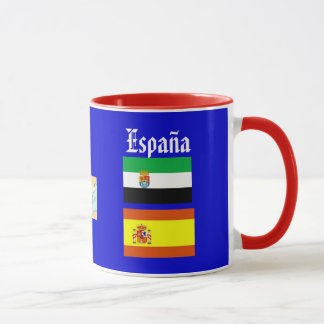Extremadura* Spain Region Coffee Mug