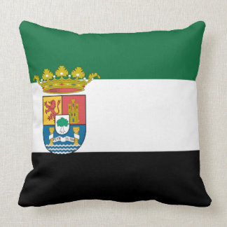 Extremadura Spain Throw Pillow