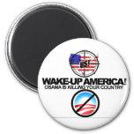 Extreme Anti Obama Jokes Magnet 01