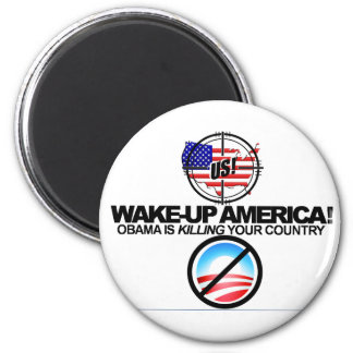 Extreme Anti Obama Jokes Magnet 01