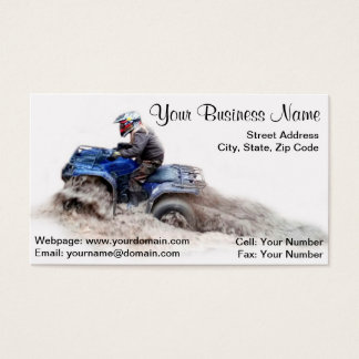 Extreme ATV Business Card