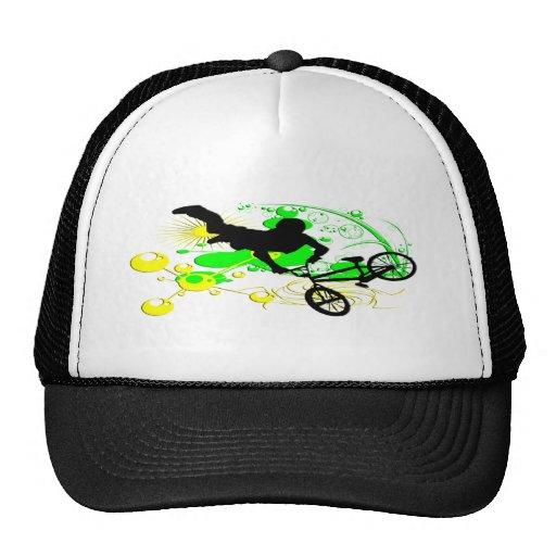 Extreme Biking Mesh Hats