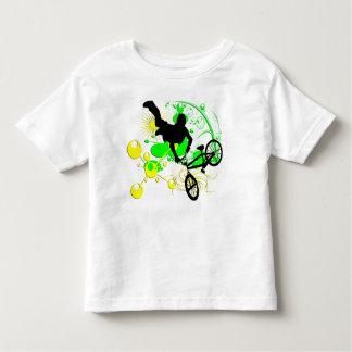 Extreme Biking Toddler T-shirt