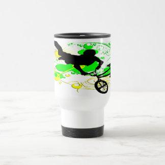 Extreme Biking Travel Mug
