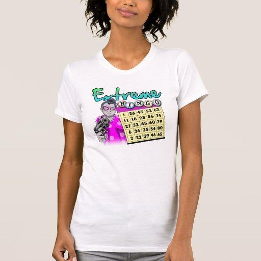 Extreme Bingo Tee Shirts