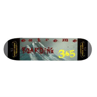 """Extreme Boarding 365"" Custom Skateboard"