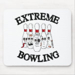 Extreme Bowling Mouse Pad