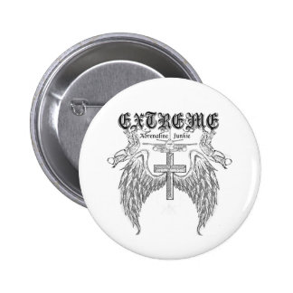 EXTREME PINBACK BUTTONS