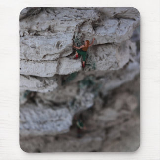Extreme Climber Mouse Pad