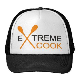 extreme cook trucker hat