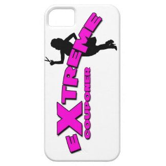 Extreme Couponer iPhone SE/5/5s Case