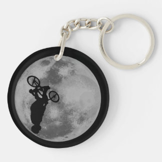 Extreme Cycling Keychain