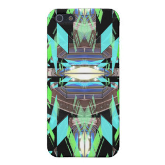 Extreme Designs Colorful Geometric CricketDiane Cover For iPhone SE/5/5s