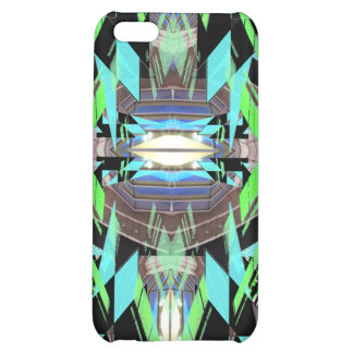 Extreme Designs Colorful Geometric CricketDiane Cover For iPhone 5C