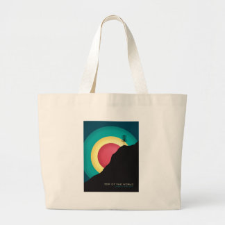 Extreme Disc Golf Large Tote Bag