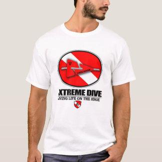 Extreme Dive (Cave Diver) Apparel T-Shirt