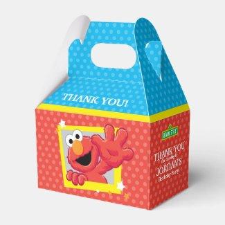 Extreme Elmo Birthday Favor Box