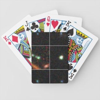 Extreme Emission Line Galaxies in the GOODS South Card Decks