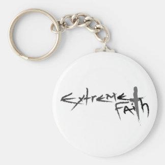 Extreme Faith Keychain
