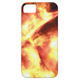 Extreme Fire and Flames iPhone 5 Cover