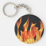 Extreme Fire Ethnic Classic Keychains