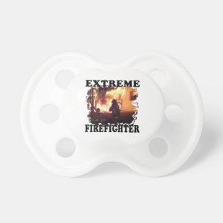 Extreme Firefighter Pacifier