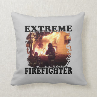 Extreme Firefighter Pillows