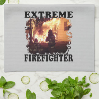 Extreme Firefighter Towels
