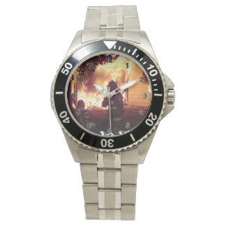 Extreme Firefighter Wrist Watch