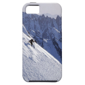 Extreme Free Skiing in Alaska iPhone SE/5/5s Case