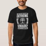 Extreme Genealogy - No Stone Unturned T Shirt