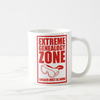 Extreme Genealogy Zone Coffee Mug
