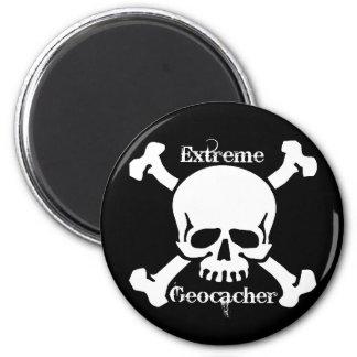 Extreme Geocacher Magnet