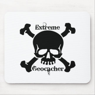 Extreme Geocacher Mouse Pad