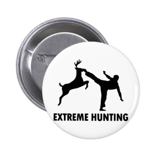 Extreme Hunting Deer Karate Kick Button